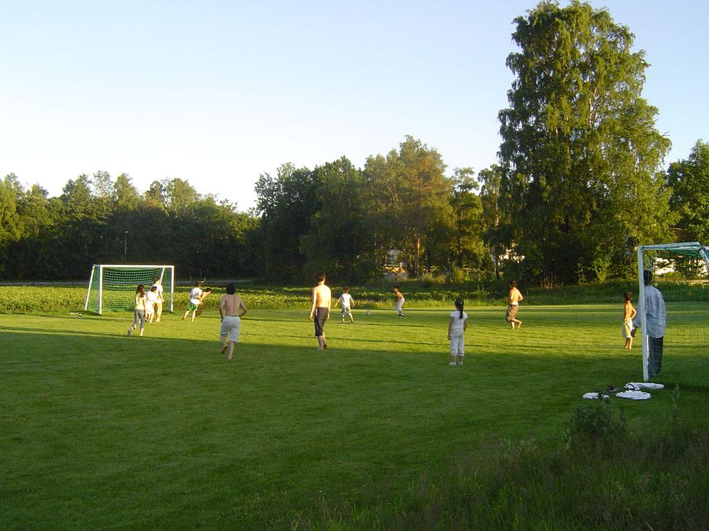 Bakkane-fotball